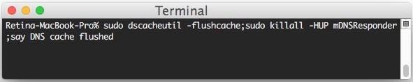 flushing-dns-cache